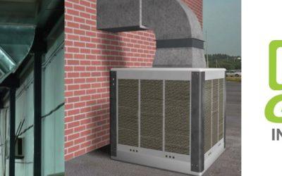 GIMSA, Instaladora de equipos evaporativos y otros sistemas para sus instalaciones