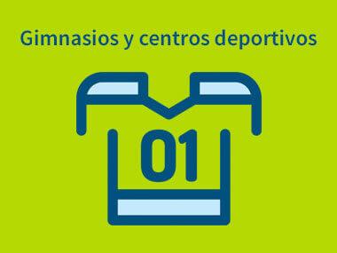 Gimnasios y Centros Deportivos